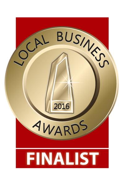 local business award finalist